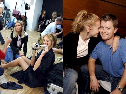 Ole schell and sara ziff still dating