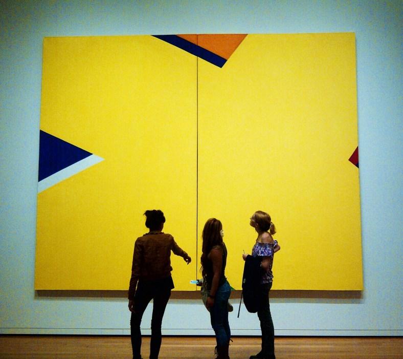 5_Al Held - the yellow X - Copy