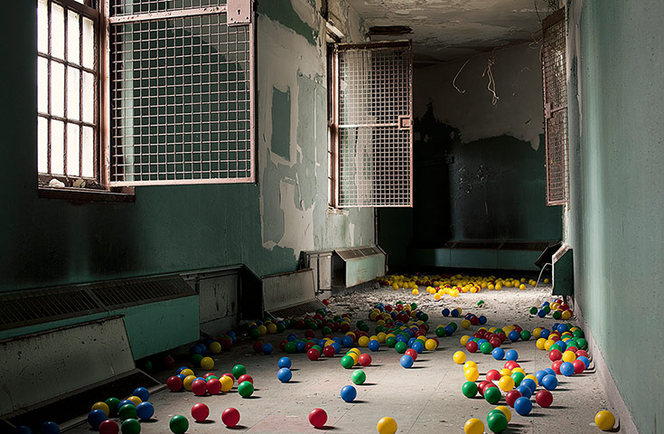 Asylum, New York