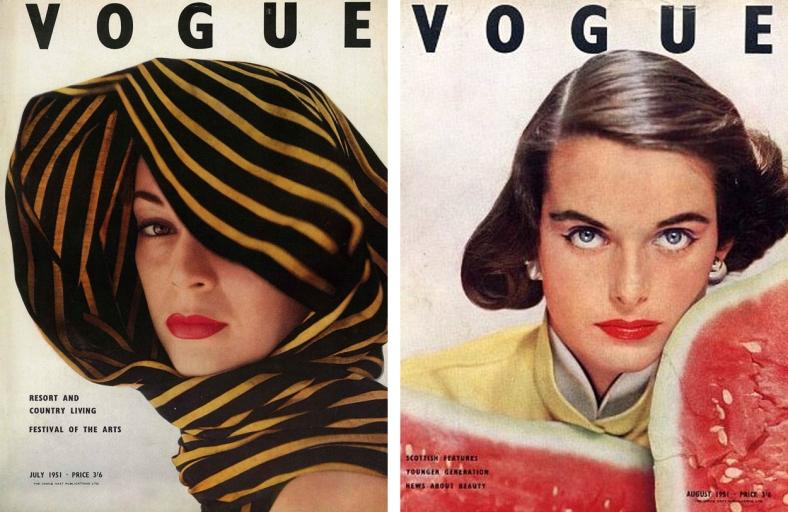 10_vogue vintage july august 1951