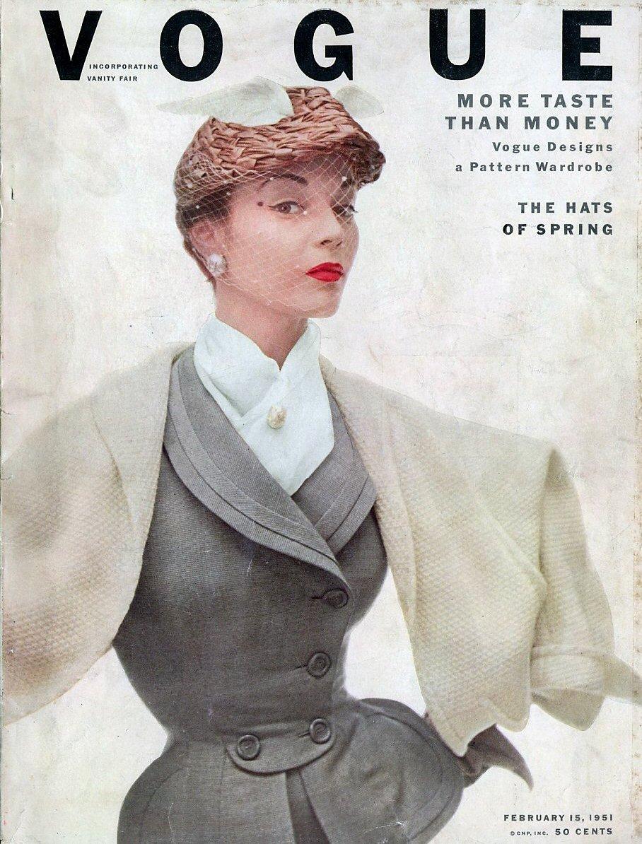 Vogue Magazine Uk May 2015 Issue: Mandy's Muses