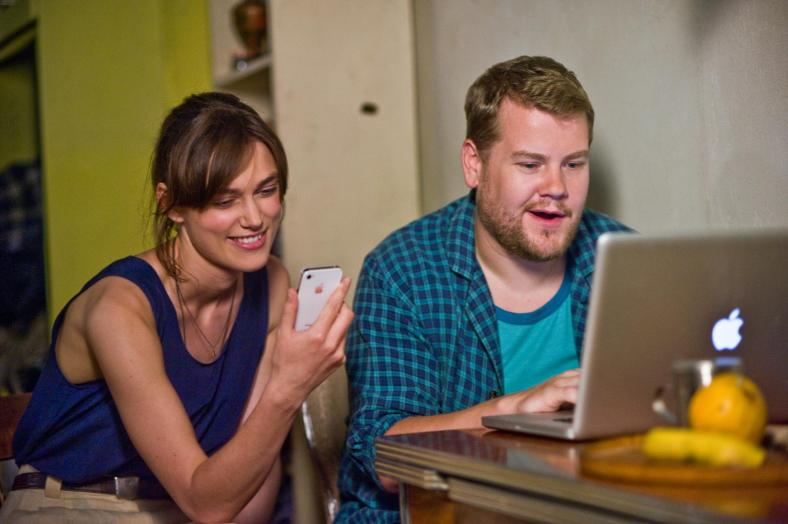 still-of-james-corden-and-keira-knightley-in-begin-again-(2013)-large-picture